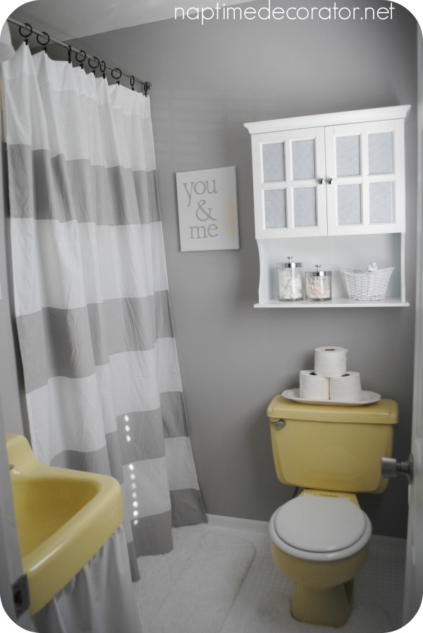 Bathroom Makeovers Tile goodbye 1965, hello 2014: the master bath makeover!
