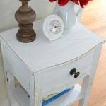 accent table makeover