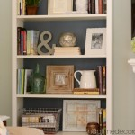 tips for styling bookcases