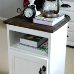 A No-Paint, $3 Nightstand Makeover!