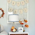 An Easy DIY Fall Banner