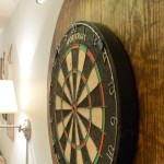 Our Freebie DIY Dartboard Project