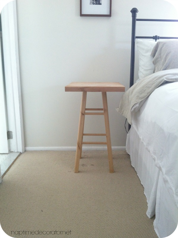 kitchen stool table