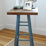 kitchen stool table