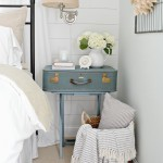 Making a Free Nightstand: The Suitcase Table