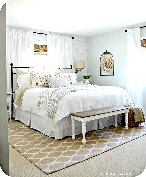 Bedroom Makeover Ideas: Our Master Bedroom Makeover: The Reveal