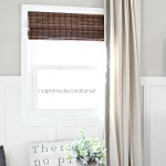 Easy No-Sew Curtain Upgrade
