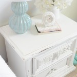 Five Dollar Nightstand Makeover