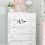 A Second Dresser Makeover for My Girl's Room