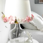 rose lampshade