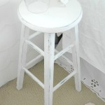 Turn An Everyday Kitchen Stool Into a Farmhouse Style Nightstand…and Some Other Stuff…