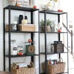 Ikea Shelves Solve an 11 Year Decorating Dilemma
