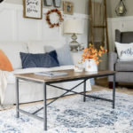 A Rug On a Rug: Breaking up the Brown!