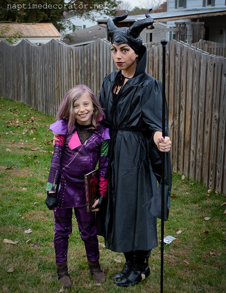 Uma Costume Descendants 2 Diy ✓ All About Costumes