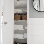 Linen Closet Makeover…for $2!