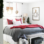 A Cozy Christmas Bedroom