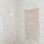 A Quick DIY Hanging Lantern, and Some Fun Decor from an Unexpected Place!