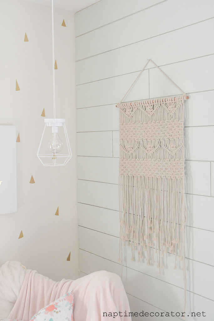 A Quick Diy Hanging Lantern And Some Fun Decor From An Unexpected Place