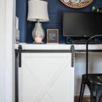 DIY Custom Desk for a Closet/Office