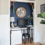 The Closet-to-Office (AKA Cloffice!) Makeover
