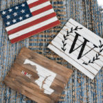 How To Make a Mini Pallet, and What To Do With It!